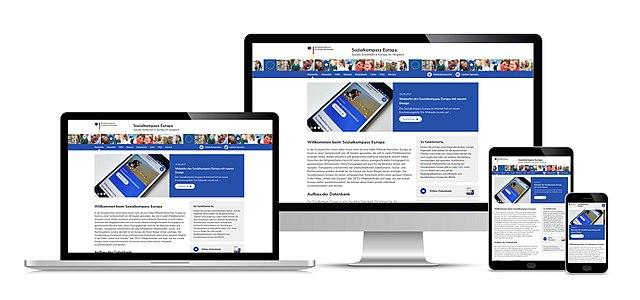 mobile web design for business